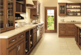 Classic kitchen solid wood fronts
