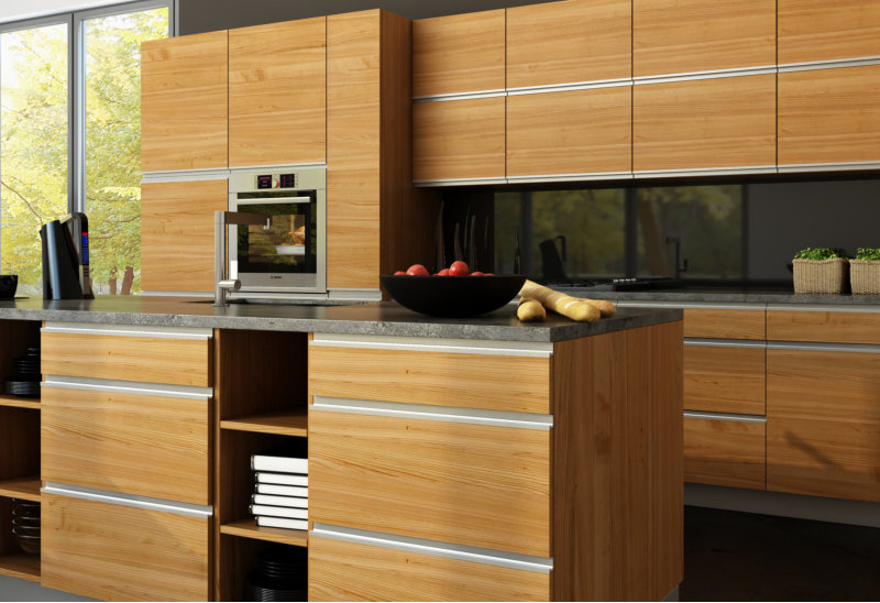 European Kitchen Cabinets Edmonton
